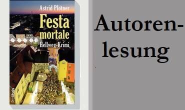 """Astrid Plötner liest bei """"Krimi in der Kirche"""""""